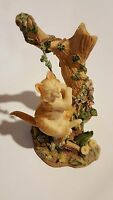"""""""Tarzan"""" Cat Figurine from Thames and Hudson, Vintage, Zoe Stokes Based"""