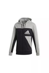 Adidas Mens Zip Up Hoodie Jacket Size XL DX7725