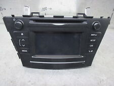 Toyota Prius plus ZVW40 Audiosystem Audio System Media Navi Telefon 86140-47150