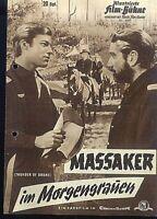 IFB 6047 | MASSAKER IM MORGENGRAUEN | Richard Boone, Luana Patten