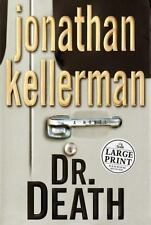 Alex Delaware: Dr. Death No. 14 by Jonathan Kellerman (2000, Hardcover, Large Ty