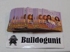 2007 Cheetah Girls CD Board Game Replacement Cheetah Challenge Card Lot