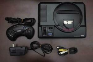 Sega Mega Drive console Japan Genesis MD system US Seller Please Read