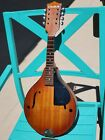 Vintage 1960's Stradolin Mandolin SOLID Mahogany Grover Tunners Worcester T&S  for sale