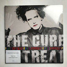 THE CURE - ENTREAT PLUS * LP VINYL * FREE P&P UK * MINT 180 GRAM NEW ** LTD **