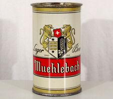 Muehlebach Flat Top Beer Can Kansas City Missouri Kc Mo Geo Drinking Mug Cup Old