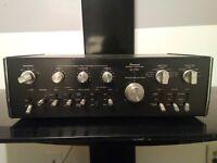 Vintage Sansui AU-7700 Integrated Audio Amplifier