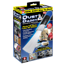 Tv Dust Daddy Universal Vacuum Attachment ~ Picks Up Dust Like No Other ~ Nib ~