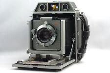 @Ship in 24 Hrs!@ Topcon Horseman 970 Medium Format Camera Super Topcor 9cm f5.6