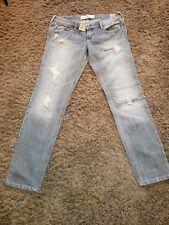 NWT Hollister Laguna Skinny Bettys Jeans Women Girls 5 S 27x31 Please Read NEW