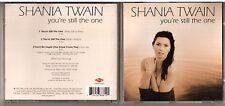 Rare OOP Shania Twain You're Still the One Original Canada CD 3 track Dance Mix