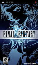 Final Fantasy I PSP New Sony PSP
