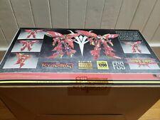 1/72 Mechanicore KyrosaQ Qubeley Model & Weapon Gundam