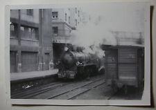 ESP853 - 1950/60s FC VASCO ASTURIANA SA Railway ~ LOCOMOTIVE No17 PHOTO Spain