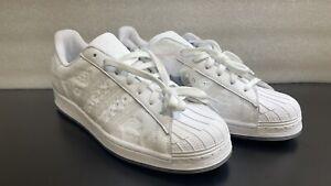 Adidas Originals Superstar Ed Banger Records Paris Exclusive Men Size 11.5 Dope