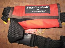 BELT POUCH LIFE JACKET BY SOSPENDERS
