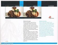 2005 Azoren blok 28 Europa CEPT - Gastronomie - Gastronomy