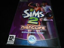 The Sims 2 nightlife   add on pack pc game