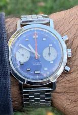 Orologio Watch K2 Olympic Chronograph Valjoux 7733 Vintage Swiss Made