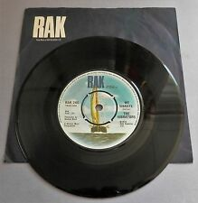 """The Vibrators - We Vibrate UK 1976 RAK 7"""" Single"""