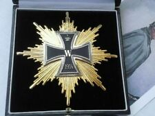 WW1 Imperial German Fiel Marshal Star Grand Knights iron Cross Hindenburg Star