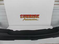 2003 04 05 06 07 CHEVROLET GMC FRONT BUMPER CAP GENUINE GM 15139804 NOS