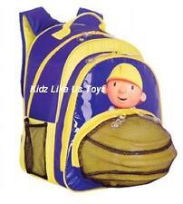 ~ Bob the Builder - BACKPACK / BAG with bonus HELMET