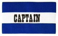 Captain's Arm Band (Royal/White Youth)