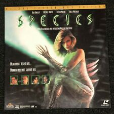 SPECIES Laserdisc LD [ML105208]