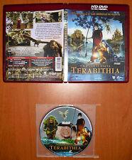 Un Puente hacia Terabithia (Bridge to) HD-DVD 1080p (NO Blu-Ray, NO DVD) SPANISH