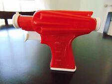 vintage red pez space gun NM