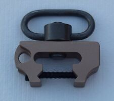 Rail Mount Sling Adapter - HD Quick Detach Push Button - Multi Point TAN TNS7