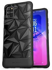 Samsung Galaxy S10 Lite Case Slim Fit Protective Phone Cover (Black Diamond)