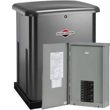 Briggs & Stratton 10kW Standby Generator System (100A 16-Circuit + AC Shedding)
