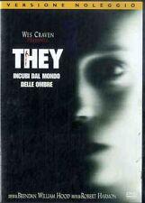 Dvd - THEY Incubi dal mondo delle ombre (Vendita)