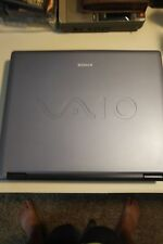 "Sony VAIO PCG-FRV37 15"" Pentium 4 @ 2.80GHz 512MB RAM No HDD Boots to BIOS"