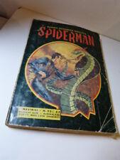 bandes dessinées insolites, spiderman  , N°20  ,1970 (car15)