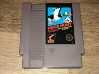 Duck Hunt Nintendo Nes Cleaned & Tested Authentic