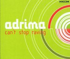 Adrima Can't stop raving (2001) [Maxi-CD]