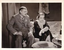 JOAN CRAWFORD LIONEL BARRYMORE Vintage 1931 GRAND HOTEL HURRELL Stamp MGM Photo
