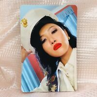 Hwasa Official Photocard MaMaMoo 2nd Full Album Reality in Black kpop ver 1 HIP