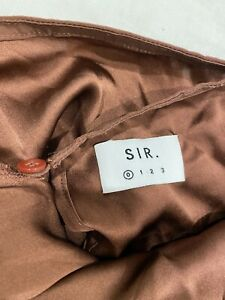 Sir the Label Dress size 0