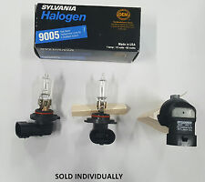 NEW SYLVANIA HALOGEN HIGH BEAM BULB 9005 HB3