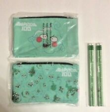 Funko Hot Topic CrunchyRoll Mob Psycho 100 2 Pencil Cases & 4 pencils set Anime