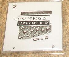 Guns n' Roses - November Rain / CD Single-Ausgabe 1992