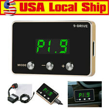 9 Drive 9-Mode Electronic Throttle Controller Pedal Accelerator For Dodge Ford