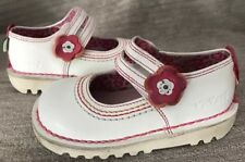 Kickers girls pumps EU Size 25 UK size 7.5 junior,  Excellent Used condition