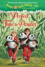NEW MAGIC TREE HOUSE - HARDBACK #48: A PERFECT TIME FOR PANDAS/MARY POPE OSBORNE