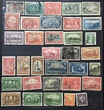Older Collection Of Canadian Stamps