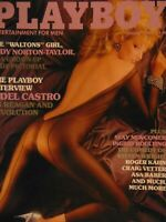 Playboy August 1985 | Cher Butler Judy Norton Taylor Ingrid Boulting      #1645+